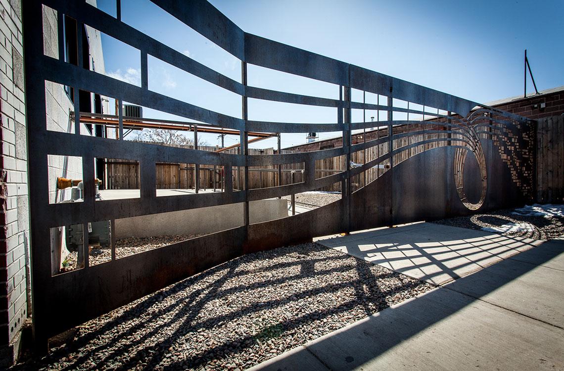Ratio BeerWorks- Fence