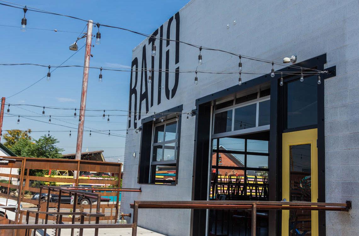 Ratio Beerworks- Lighting