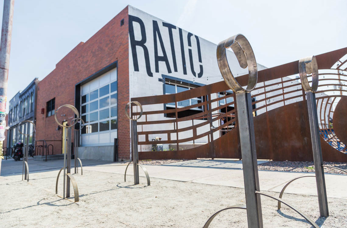 Ratio Beerworks- Bike Racks