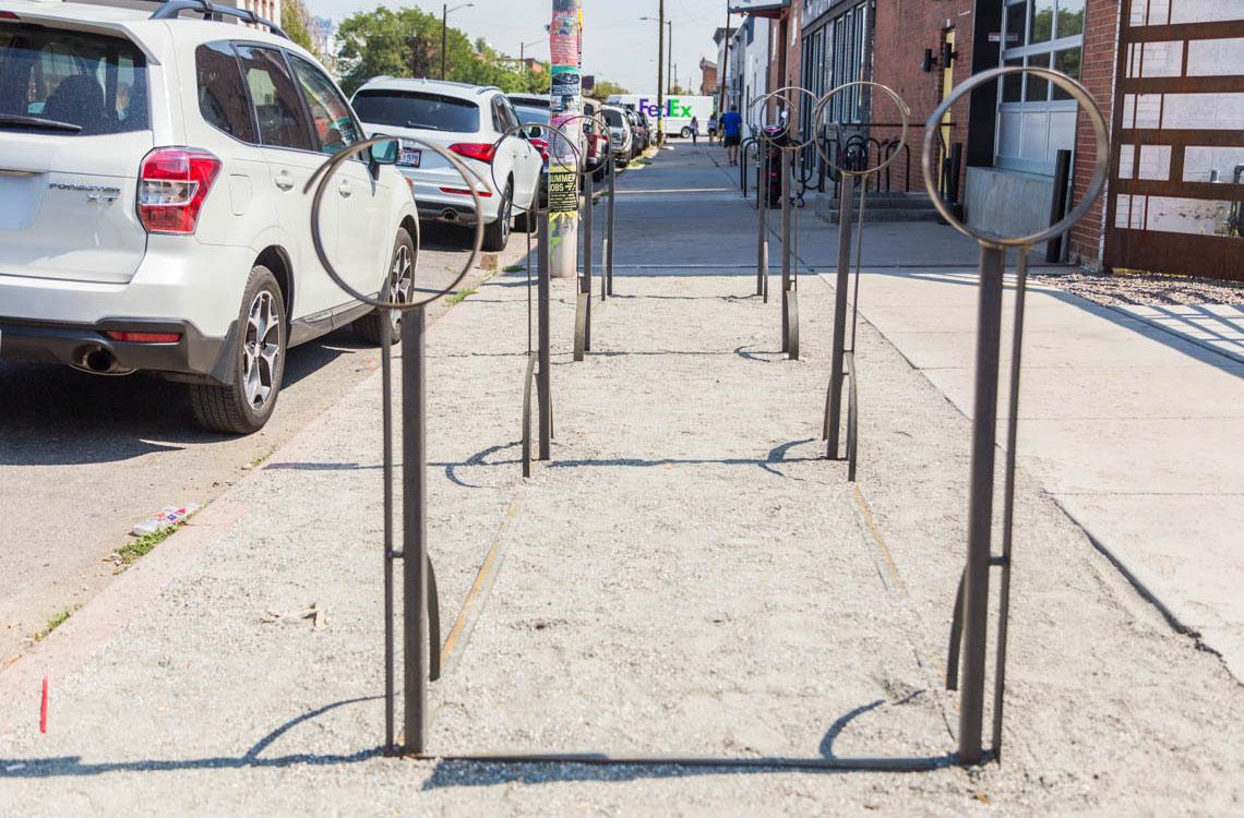 Ratio Beerworks- Bike Racks