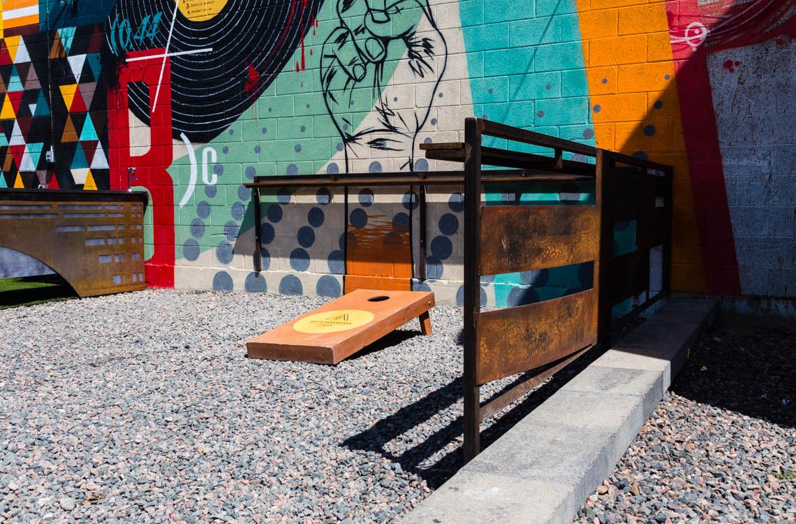 Ratio Beerworks- Outdoor Bar