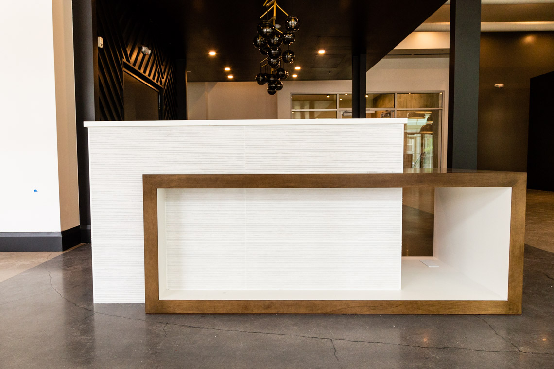 Canvas- Reception Desks